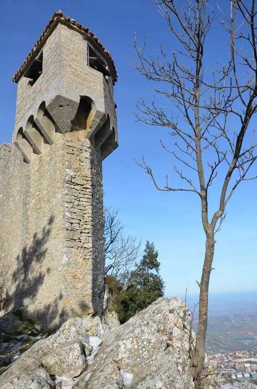 Монтале - третья башня Сан-Марино