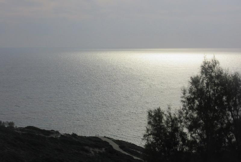 Море возле Пафоса