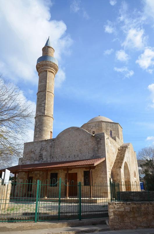 Пафос церковь Айа София
