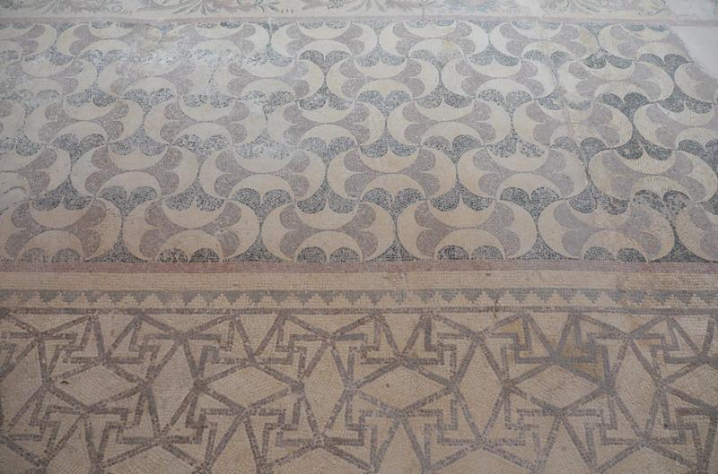 Мозаики Пафоса