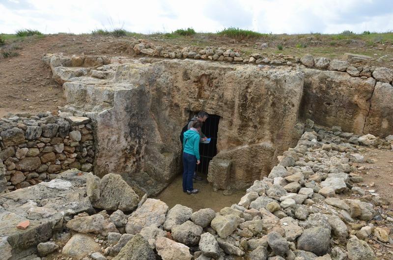 Пафос раннехристианские базилики