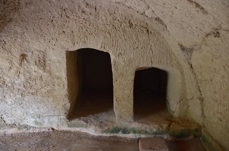 Пафос Царские гробницы