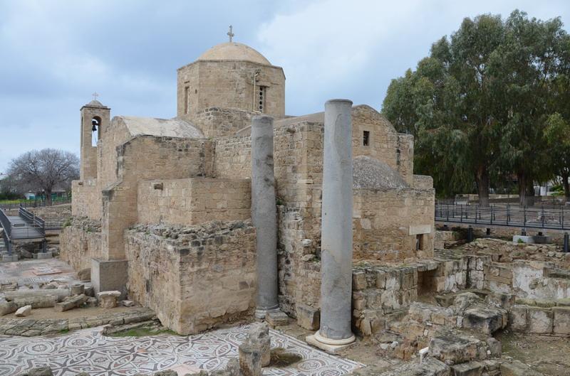 Церковь Святой Кирияки