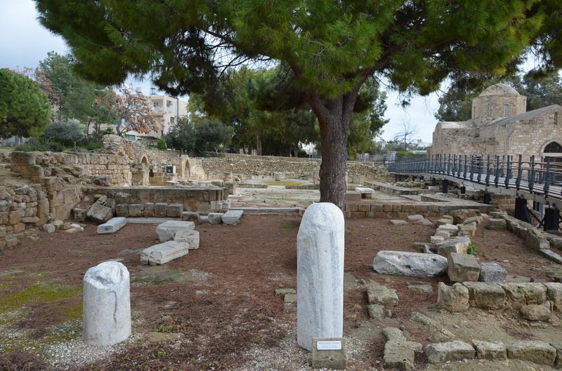 Пафос колонна апостола Павла