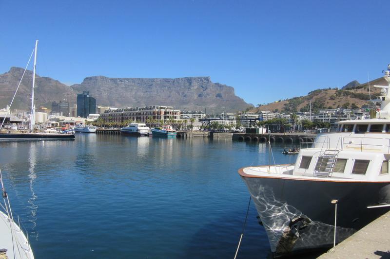 Кейптаун, Ватерфронт