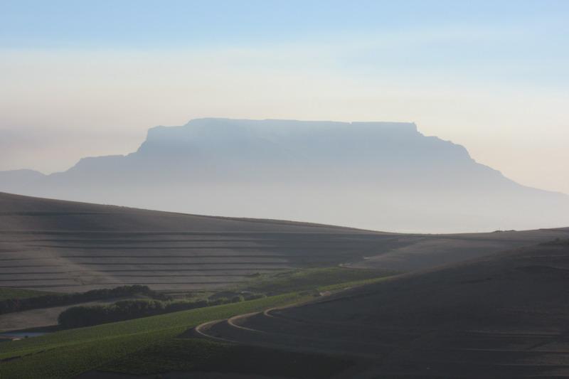 окрестности Кейптауна, Столовая гора