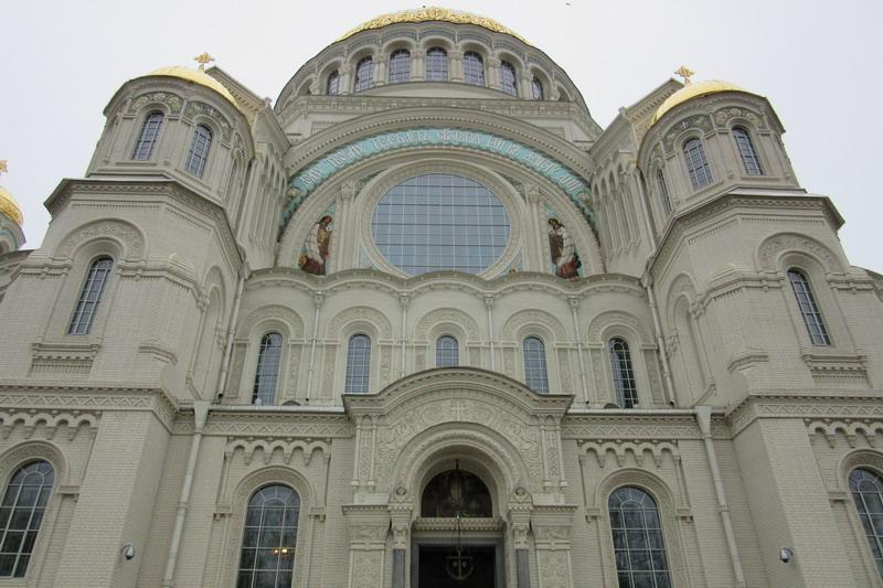 Кронштадт морской собор