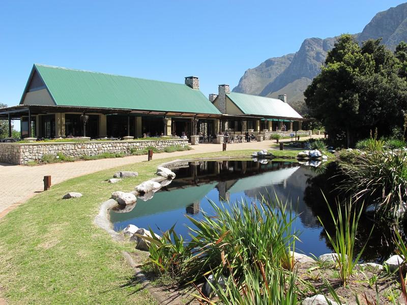 Кейптаун, ботанический сад