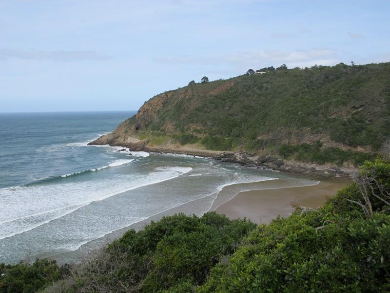 побережье ЮАР