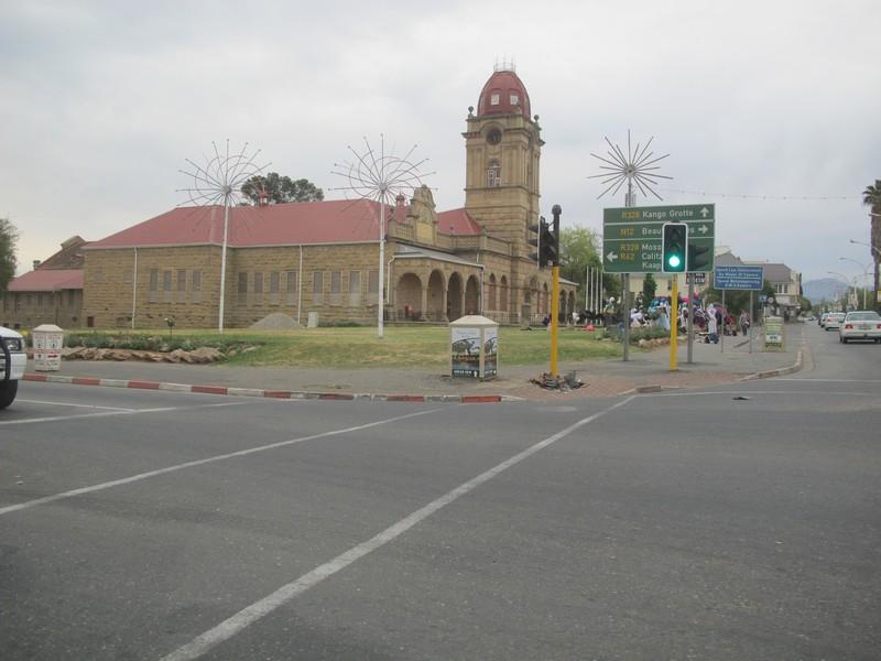 город Оутшорн, ЮАР