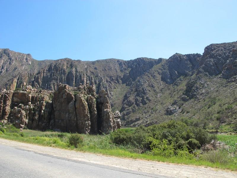 драконовы горы в ЮАР