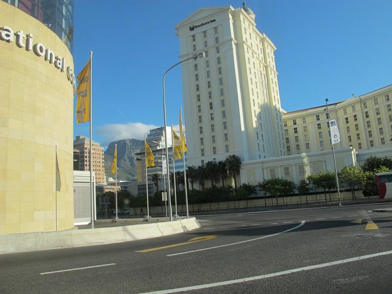 Кейптаун, деловой центр