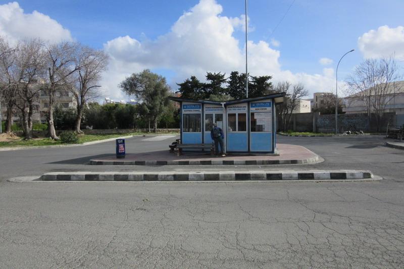 Пафос автостанция Каравелла