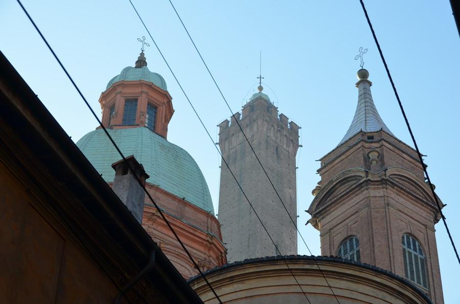 Болонья базилика Бартоломео и Гаетано