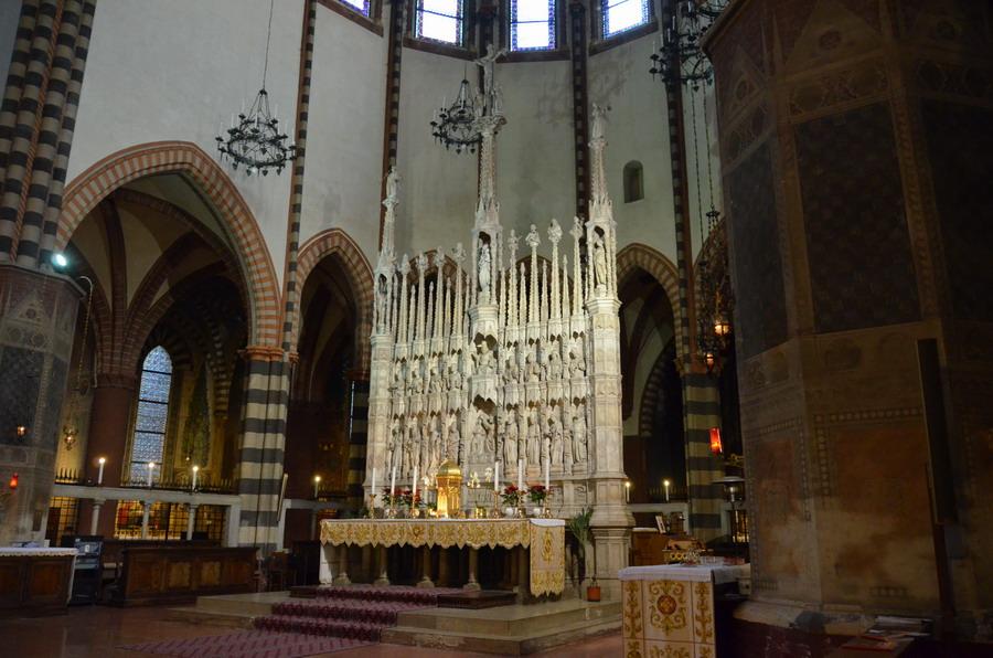 Болонья Базилика Сан-Франческо