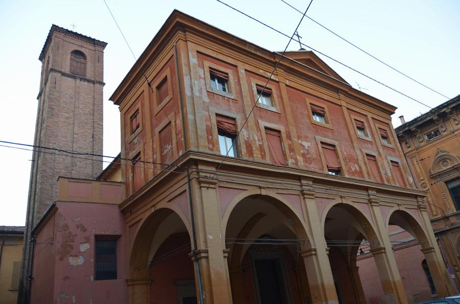 Дворцы Болоньи