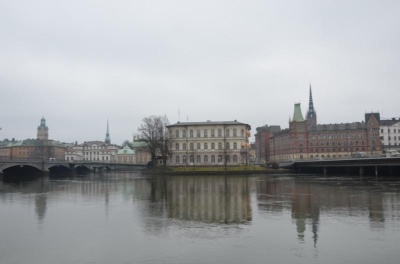 Стокгольм виды
