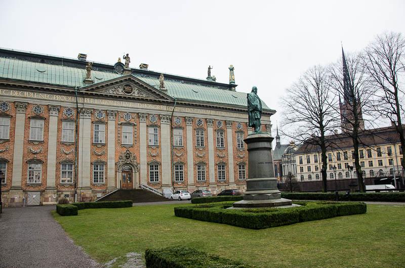 Стокгольм, Риддерхюсет