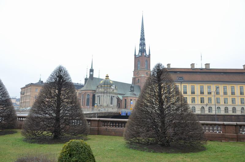 Стокгольм Риддерхольмсчюркан