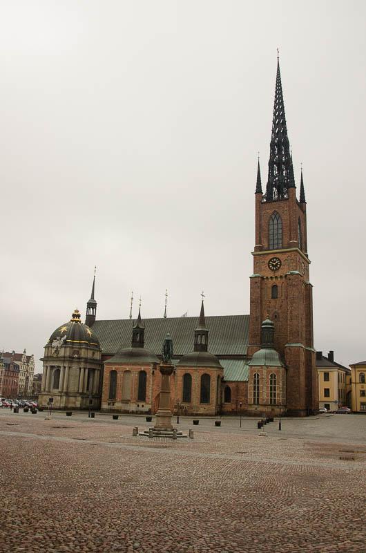 Стокгольм, Риддархольмсчюркан