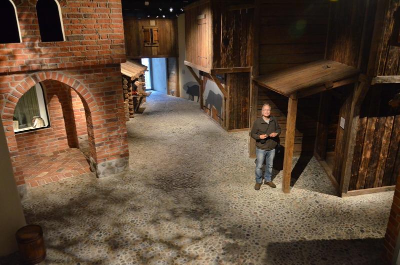 Стокгольм, музей средневековья
