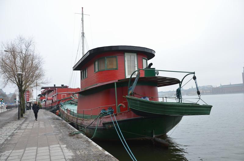 корабли-отели