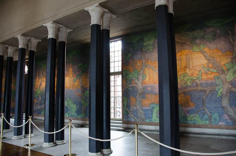 Ратуша, галерея принца Евгения