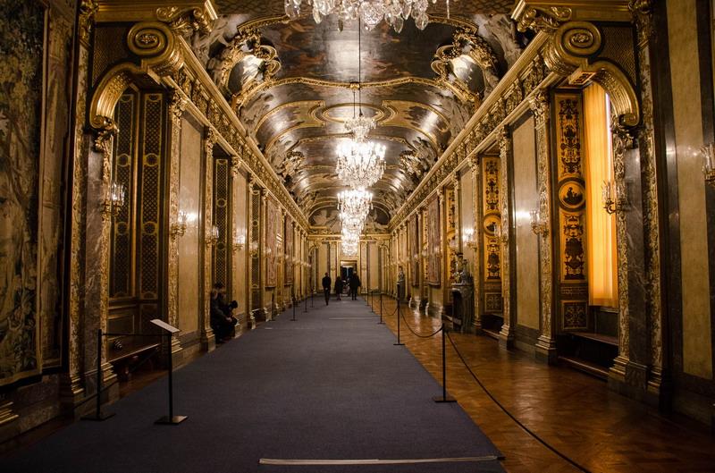 Стокгольм, Королевский дворец