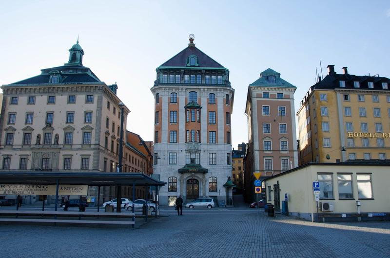 Стокгольм, Гамла Стан
