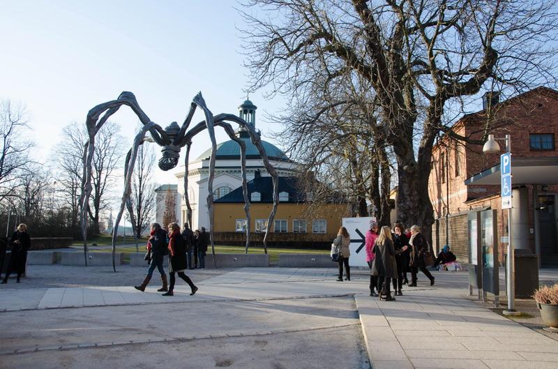 Стокгольм, музей современного искусства