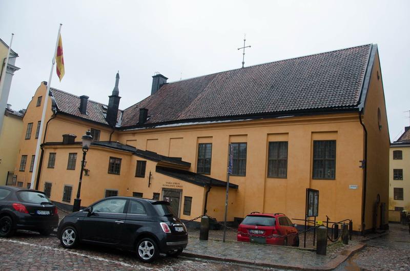 Финская церковь, Гамла Стан