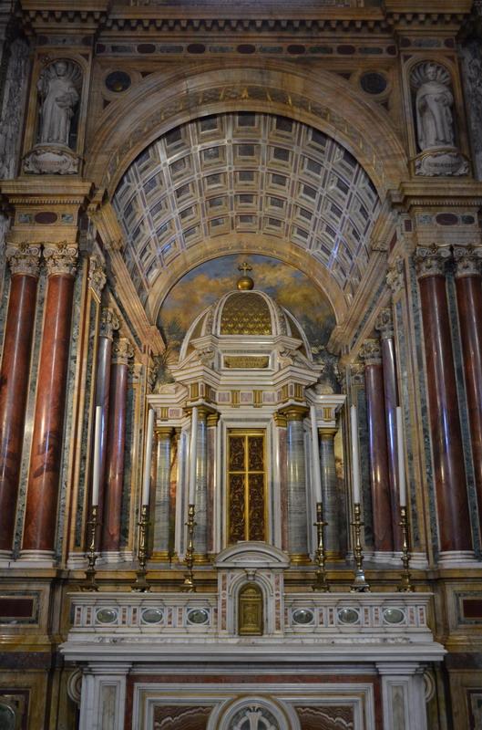 Болонья собор Сан-Пьетро