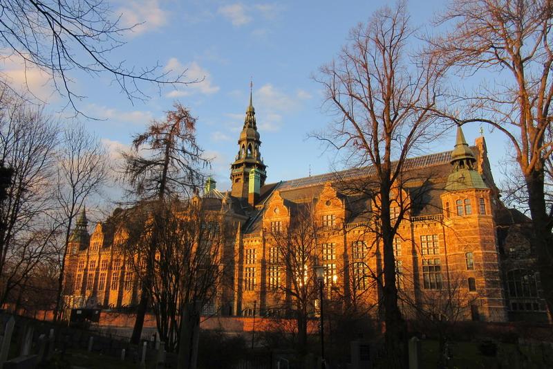 Стокгольм, Северный музей