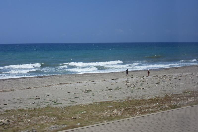 Пляжи Конаклы
