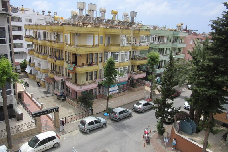 Аланья, отель Neray