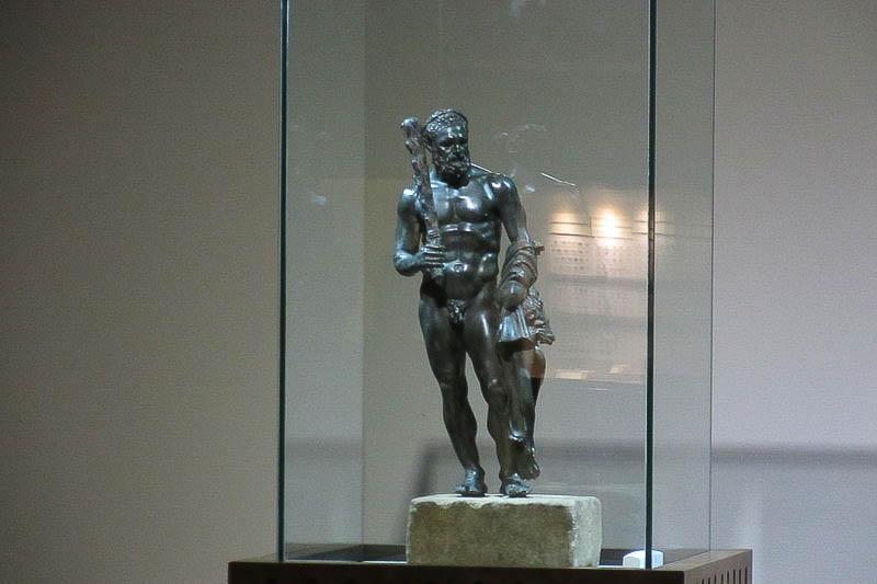 Геракл, Аланья Археологический музей