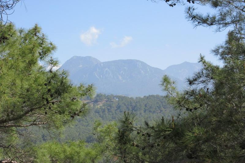 Аланья горы
