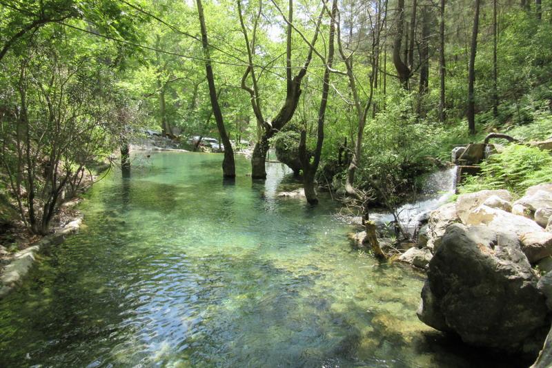 Река Сападере
