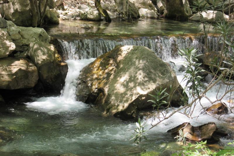 Аланья, каньон Сападере