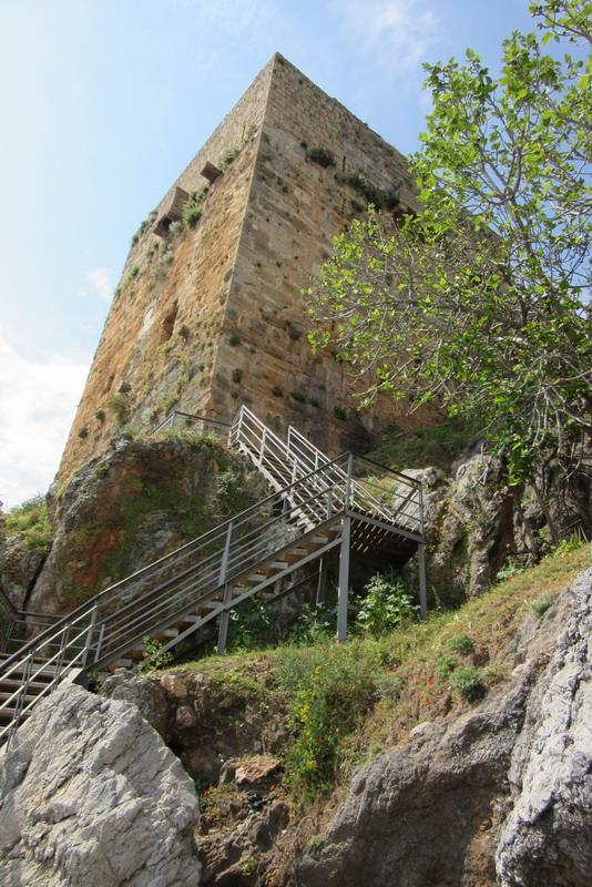 Аланья, башня Топхане