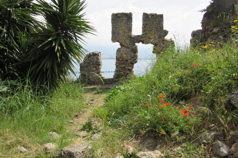 Аланья крепость
