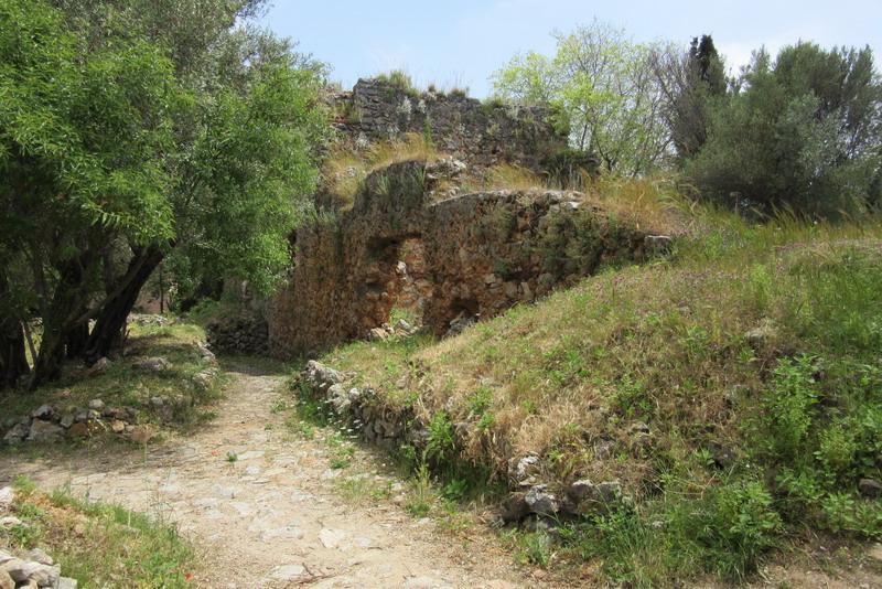 Аланья крепость Ичкале