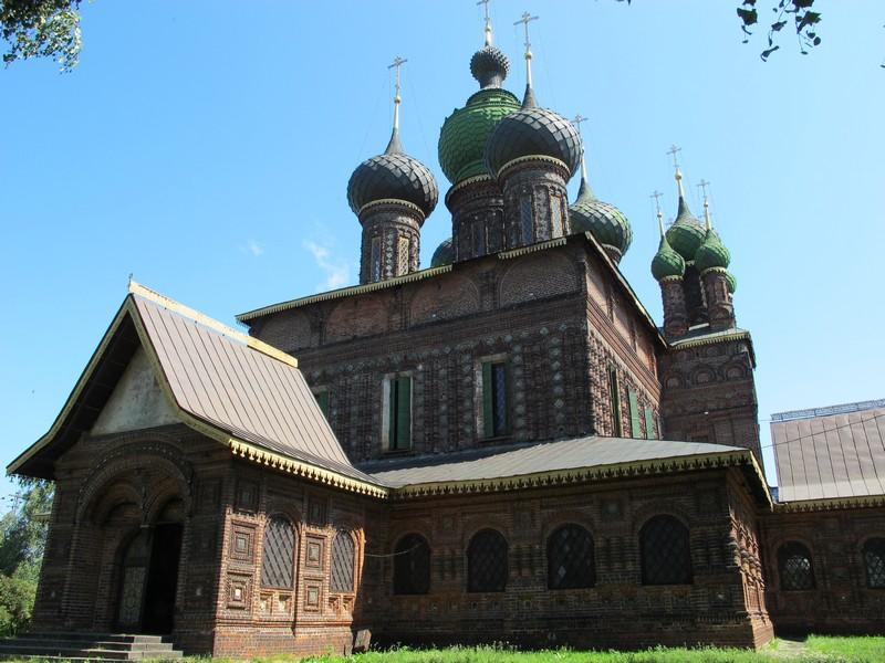 Храм Иоанна Предтечи в Толочково