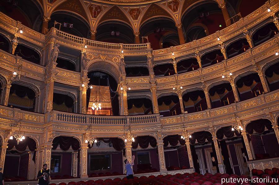 Будапешт, Опера