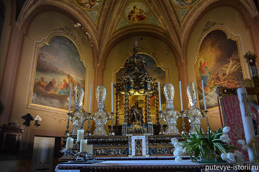 Церковь Сан-Витторе