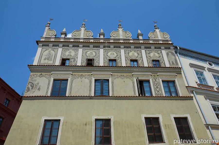 Люблин Старый город