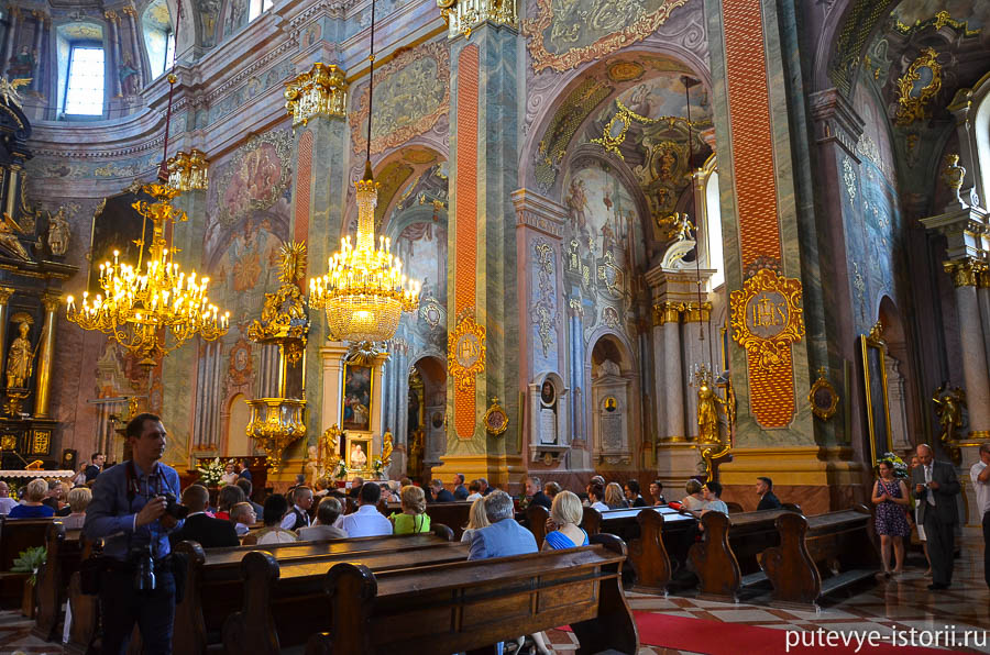 Люблин Кафедральный собор