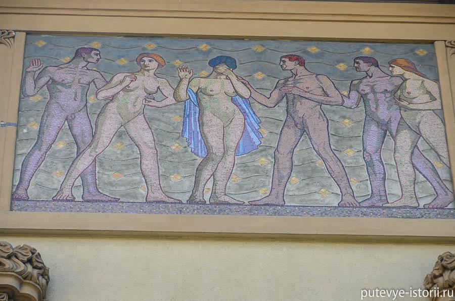 Особняки в Будапеште