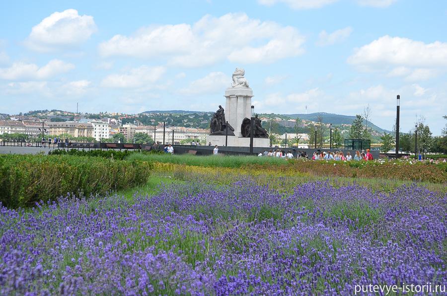 Памятник графу Тисе