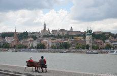 Будапешт неспешно